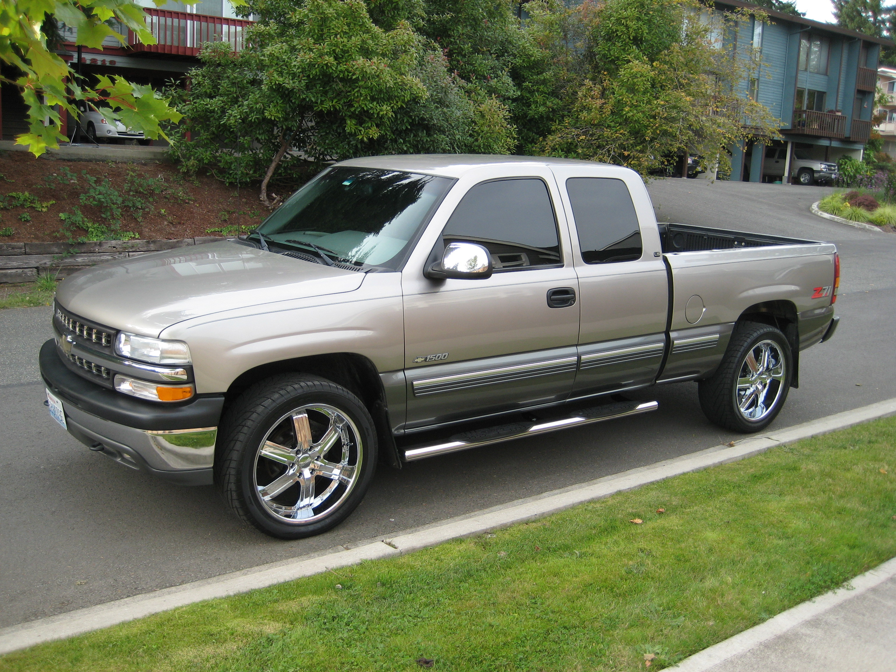 AlienAudio 1999 Chevrolet Silverado 1500 Regular Cab 33138740001_original  ...