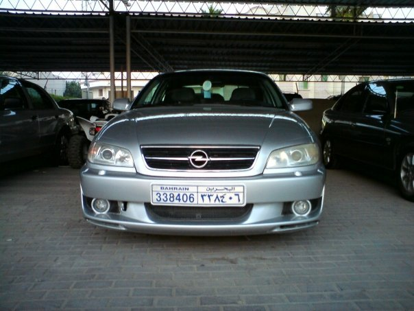 Another ziad11 2001 Opel Omega post... - 12921943