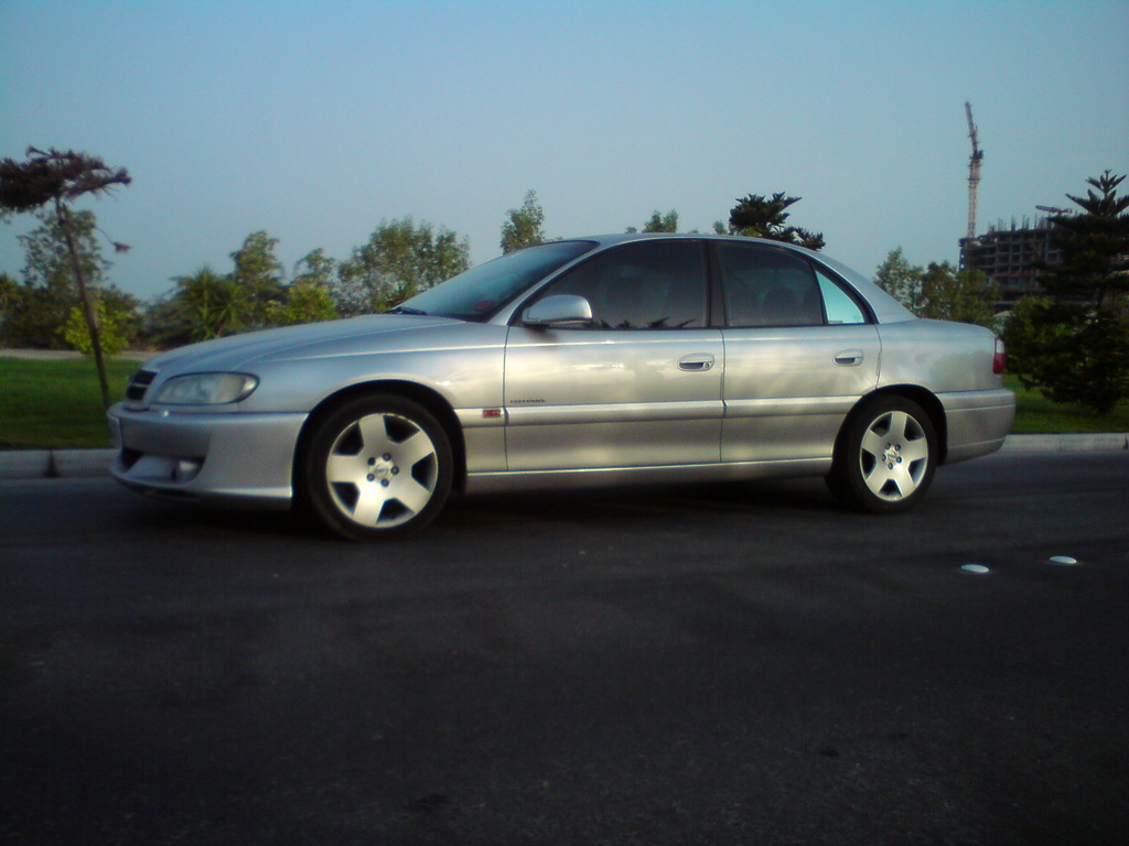 Another ziad11 2001 Opel Omega post... - 12921948