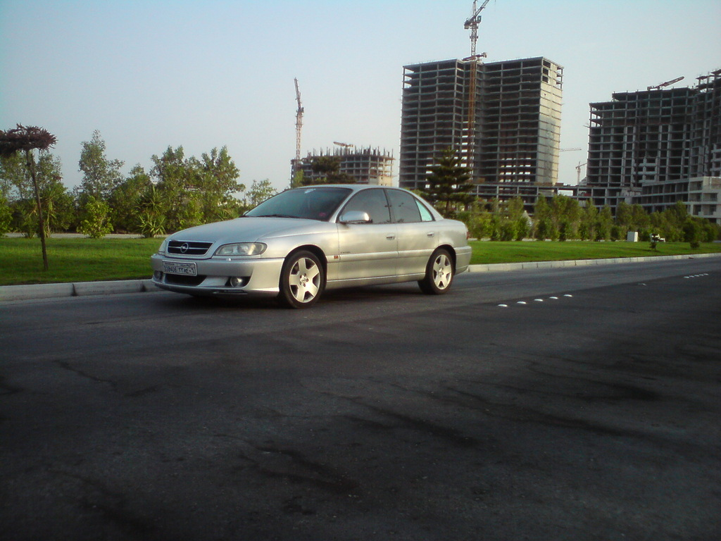 Another ziad11 2001 Opel Omega post... - 12921949