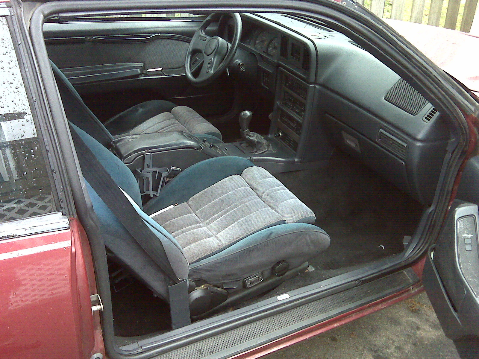 Another THE-RED-ONE 1988 Ford Thunderbird post... - 12929850
