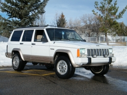 jeep4wd11s 1993 Jeep Cherokee