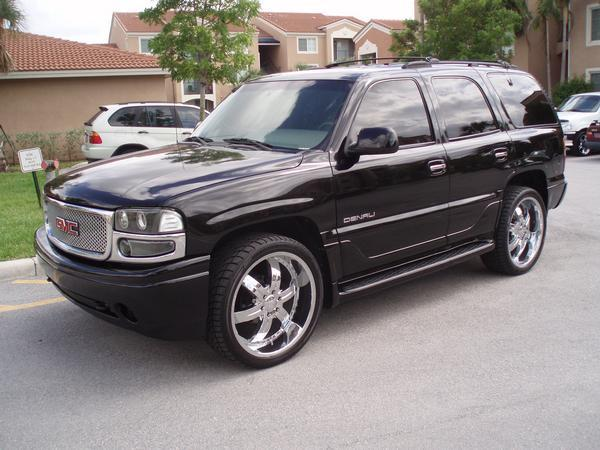 gmboy08 2001 GMC Yukon Denali Specs, Photos, Modification ...