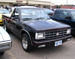 kzs_cobalts 1984 Chevrolet S10 Regular Cab