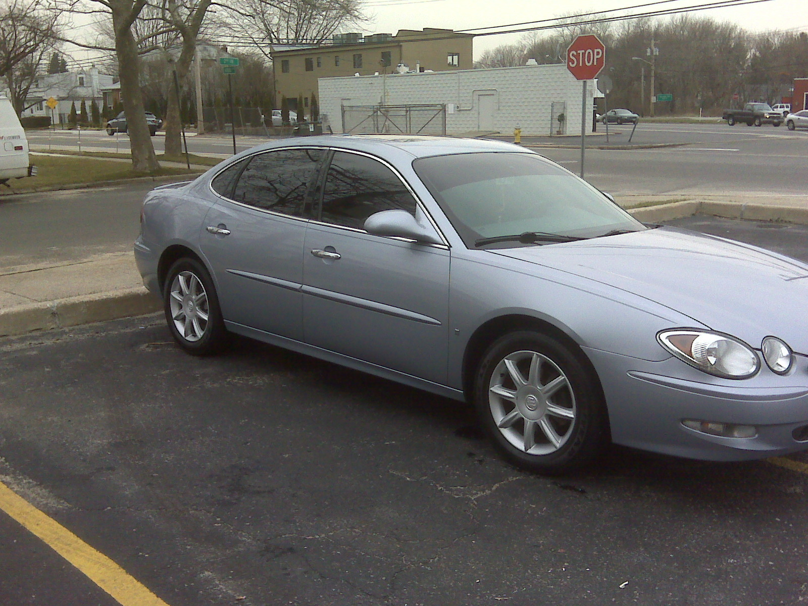 Lovelygirl 2006 Buick Lacrosse Specs  Photos  Modification