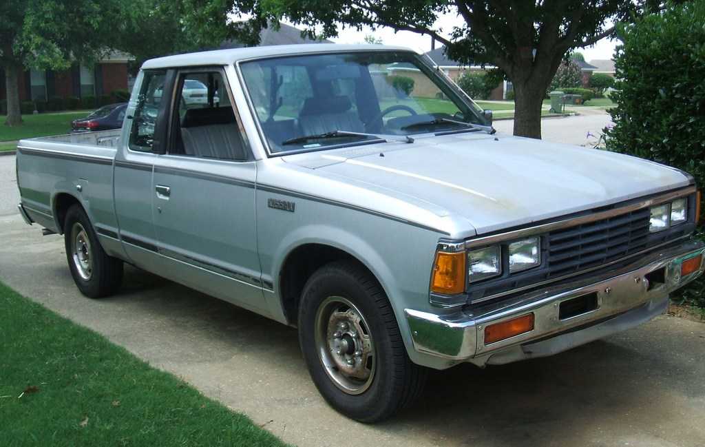 drvwycstm 1985 Nissan 720 Pick-Up 12930277