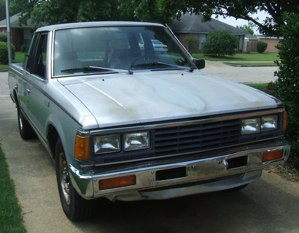 drvwycstm 1985 Nissan 720 Pick-Up 12930279