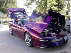 compajuniors 1996 Chevrolet Camaro