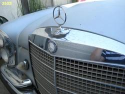 walkingminds 1967 Mercedes-Benz S-Class