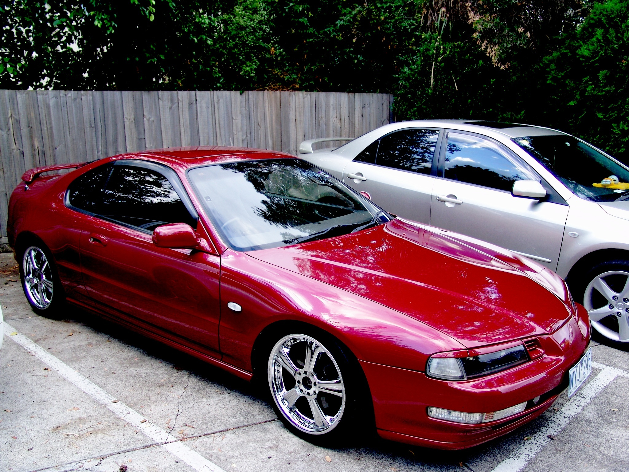 unkle uber 1992 honda prelude specs photos modification