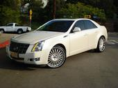 DIAMONDindaROUGHs 2008 Cadillac CTS