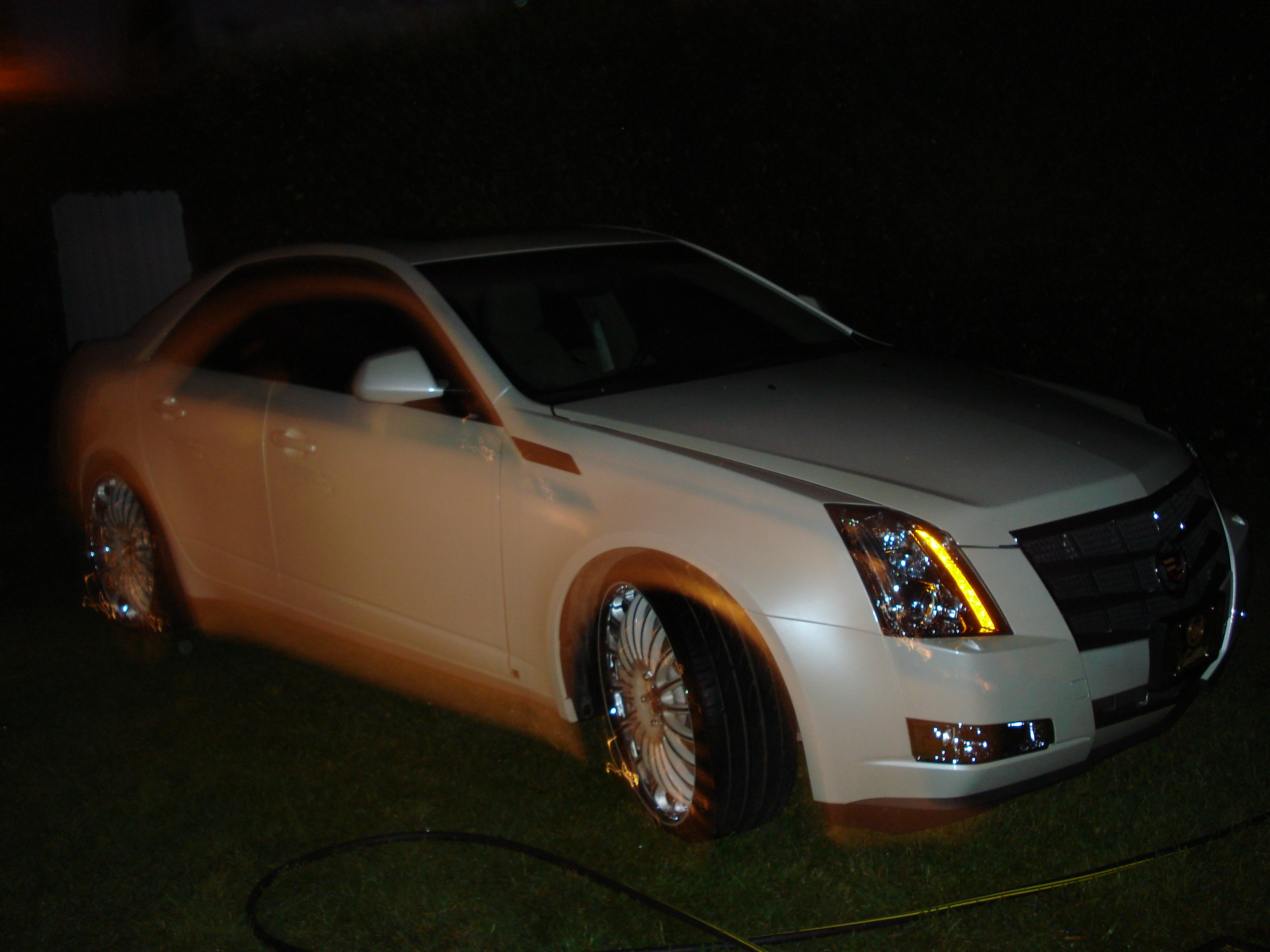 DIAMONDindaROUGH 2008 Cadillac CTS 12928145