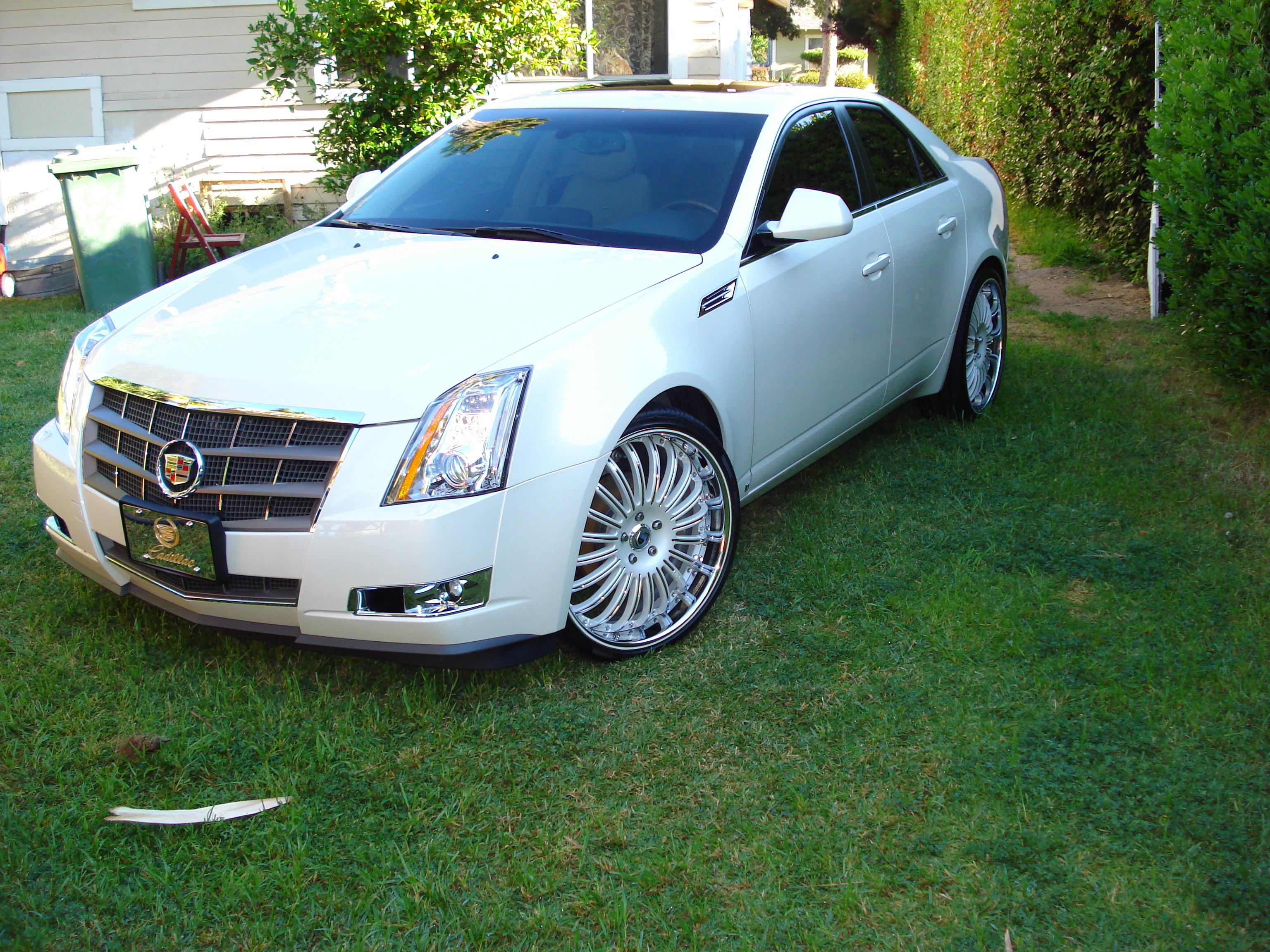 DIAMONDindaROUGH 2008 Cadillac CTS 12928156