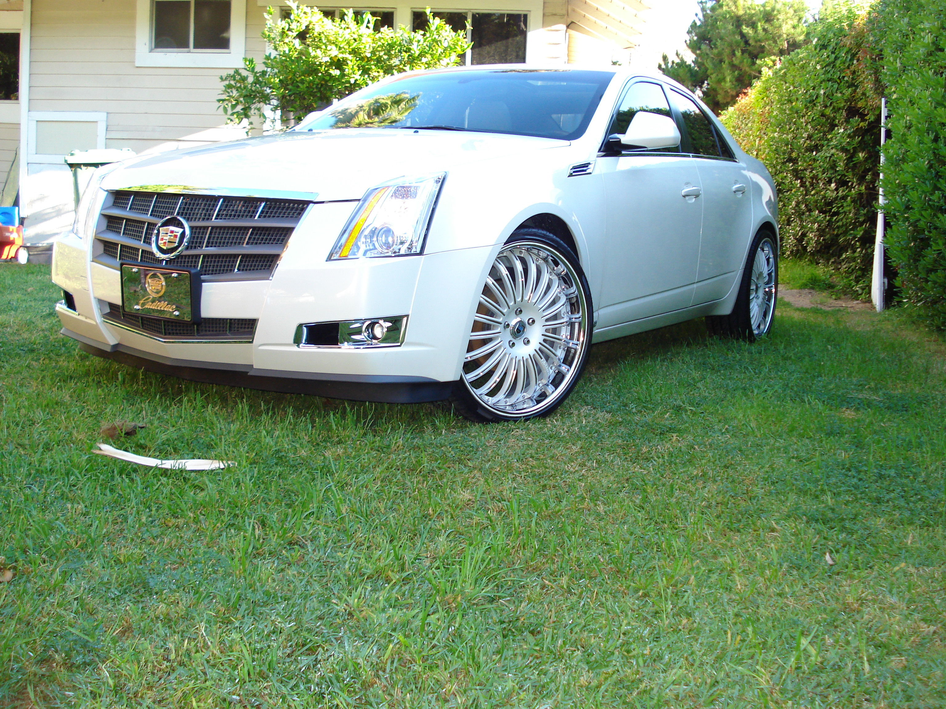 DIAMONDindaROUGH 2008 Cadillac CTS 12928159