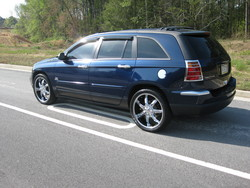 vdh007 2005 Chrysler Pacifica