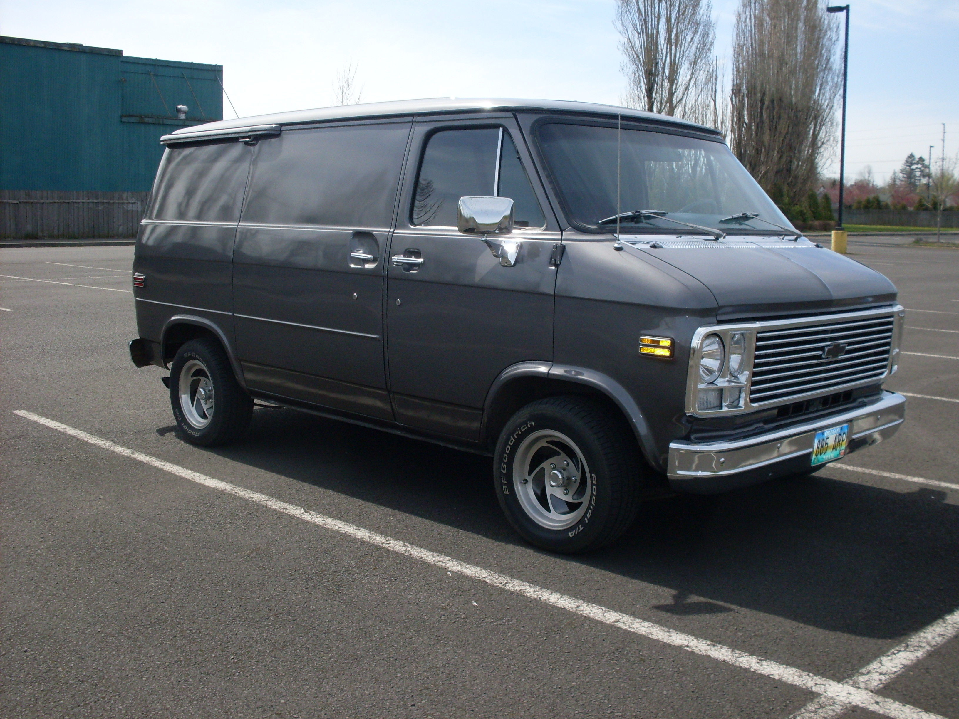 Neverhadabadday 1978 Chevrolet Van Specs Photos