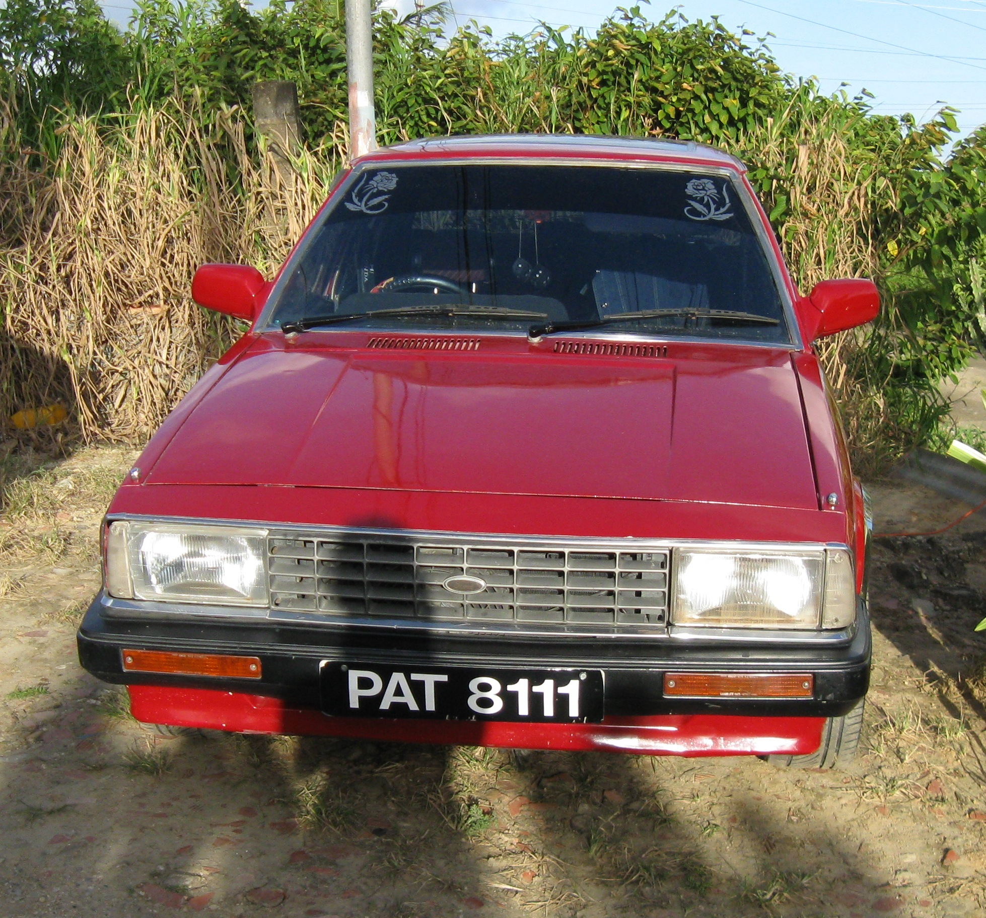 Another D1laser 1983 Ford Laser post... - 12983227