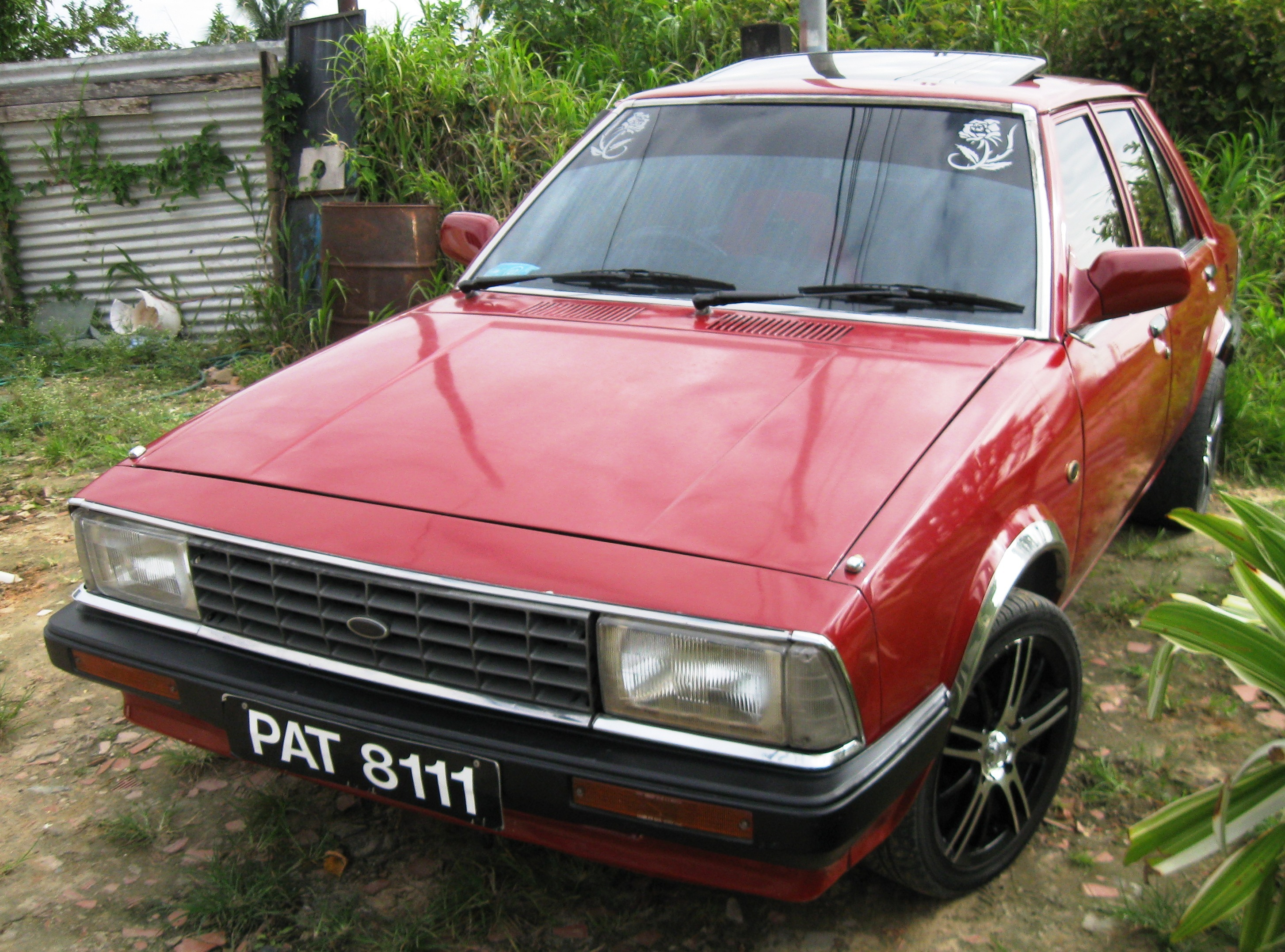 Another D1laser 1983 Ford Laser post... - 12983230