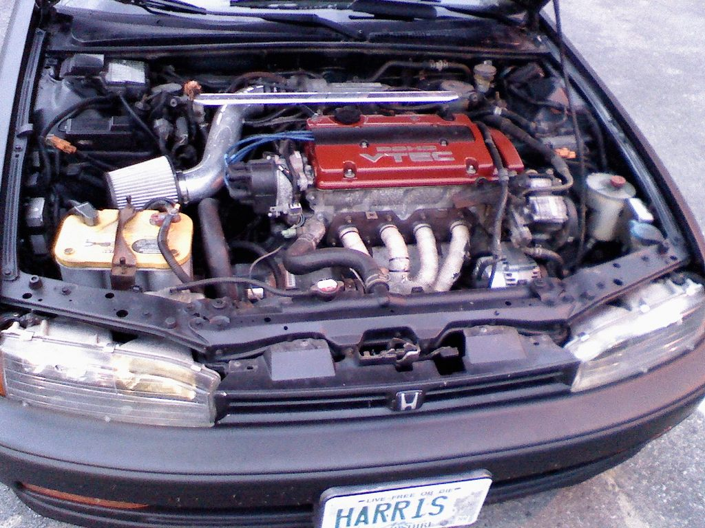 together with Htup O Bhonda Accord K Engine Swap Bfront View furthermore L in addition Honda Accord Prelude Sir L Dohc Vtec Engine Jdm further Honda Prelude Dr Type Sh Coupe Pic. on h22 honda engine manual diagram