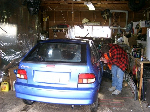 Another fishinuts 1994 Ford Aspire post... - 9543600