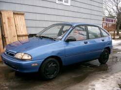 fishinuts 1994 Ford Aspire
