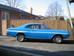 pettybluedarts 1973 Dodge Dart Sport