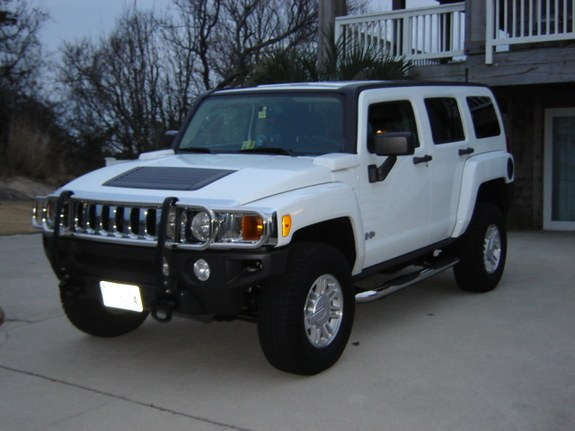 behindblueezes 2007 hummer h3 specs photos modification info at cardomain. Black Bedroom Furniture Sets. Home Design Ideas