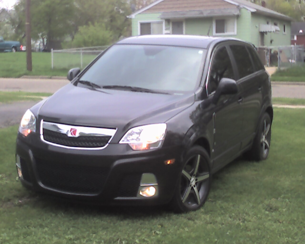 Byggtyme 2008 Saturn Vue Specs Photos Modification Info