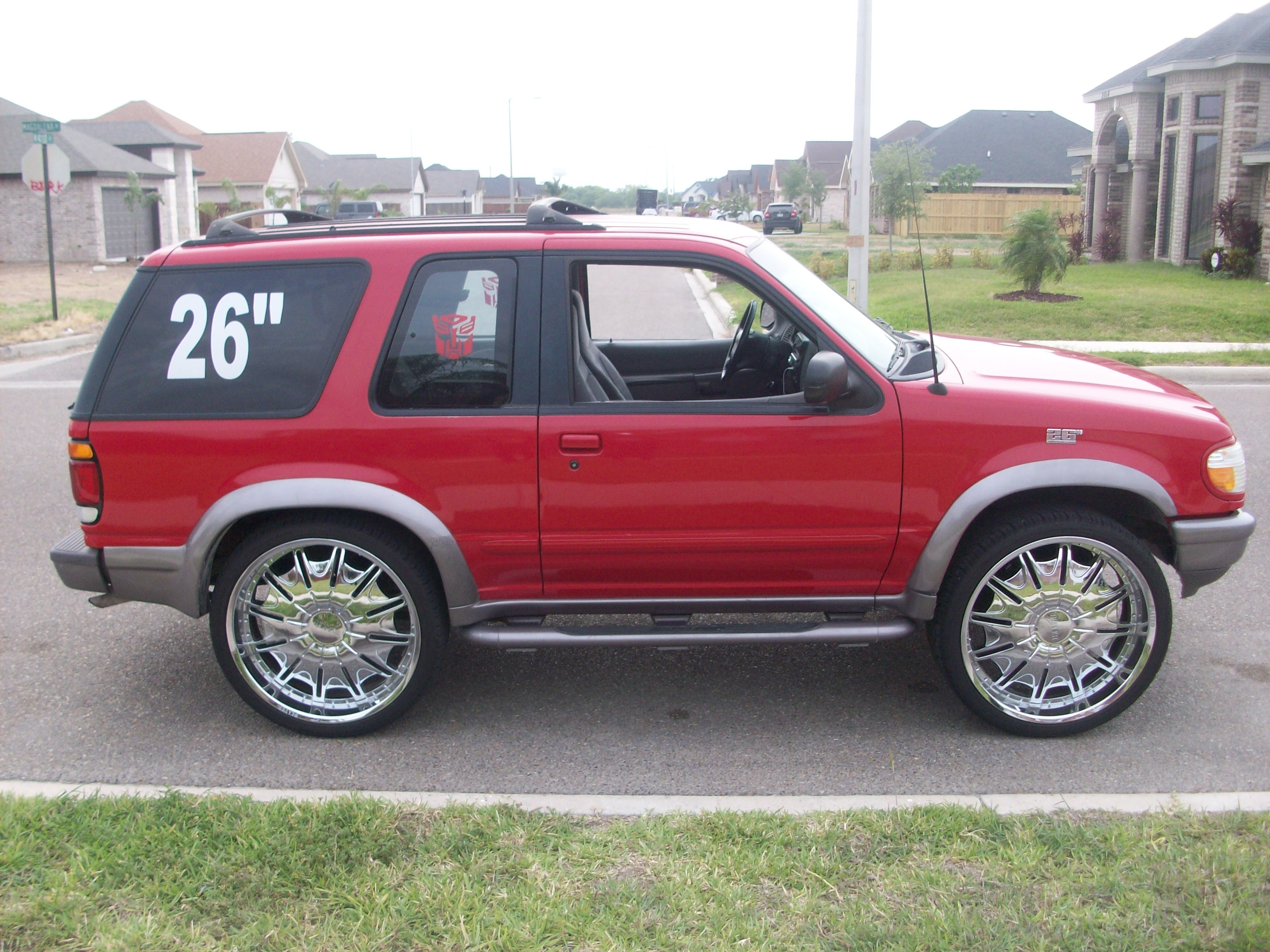 tx8ball 1997 ford explorer sport specs photos modification info at cardomain. Black Bedroom Furniture Sets. Home Design Ideas