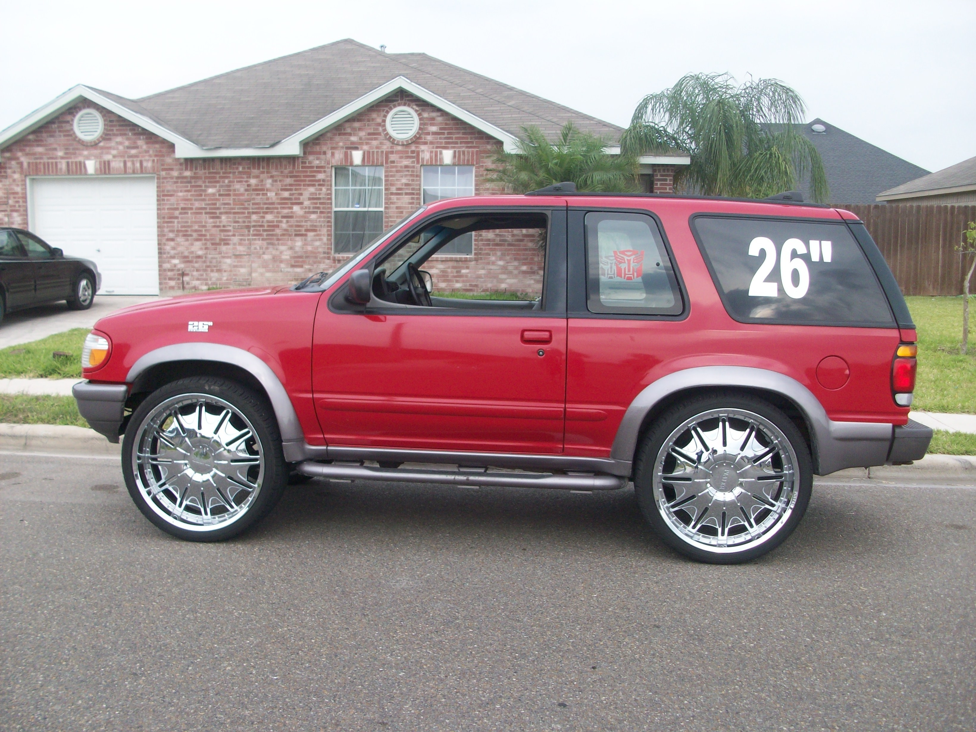 tx8ball 1997 ford explorer sport specs photos. Black Bedroom Furniture Sets. Home Design Ideas