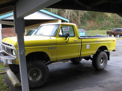 fordfreak86s 1976 Ford F150 Regular Cab