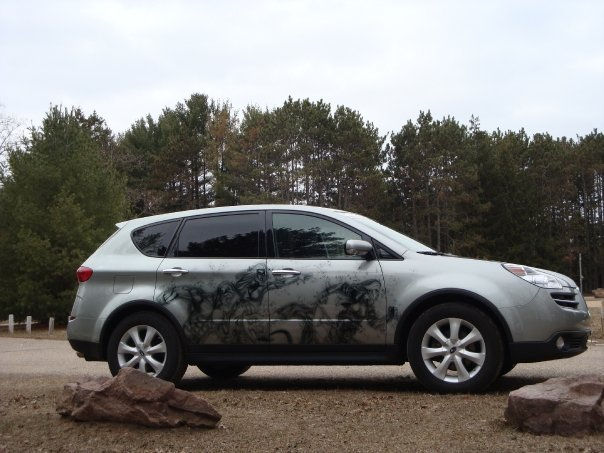 devildoughnut 2006 subaru b9 tribeca specs photos. Black Bedroom Furniture Sets. Home Design Ideas
