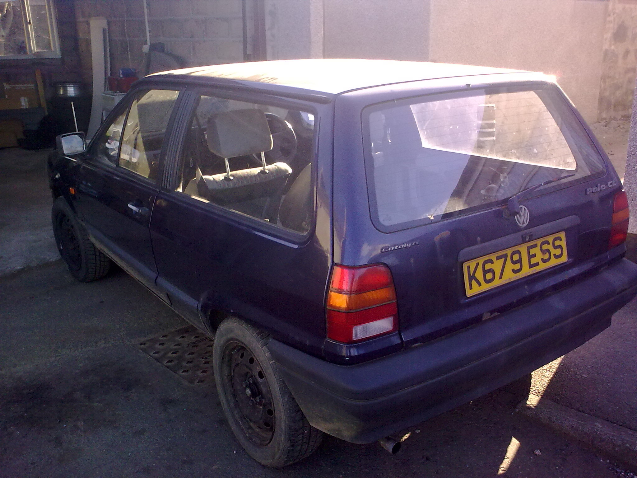 Another clanGTI 1992 Volkswagen Polo post... - 13510374