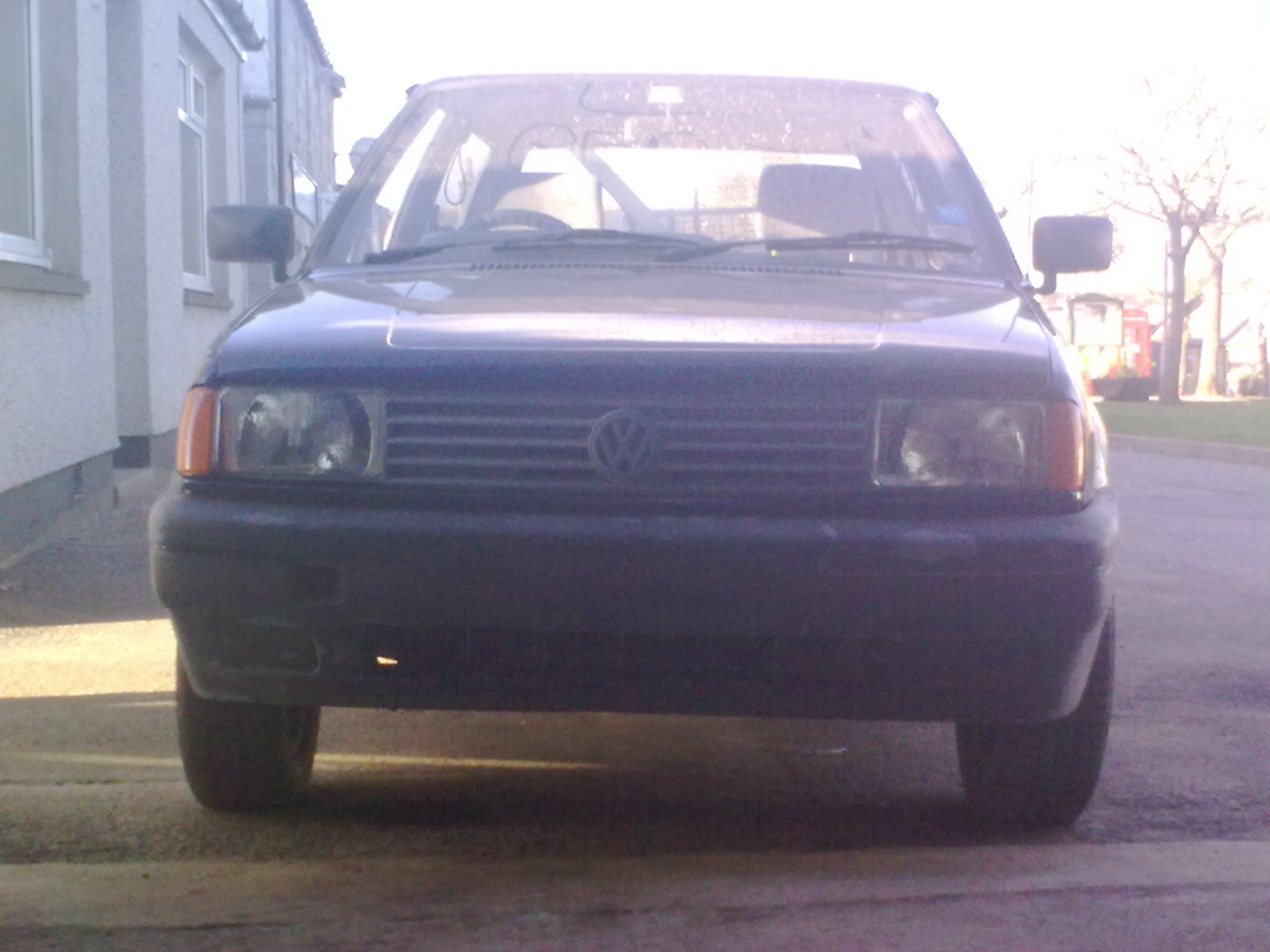 Another clanGTI 1992 Volkswagen Polo post... - 13510375