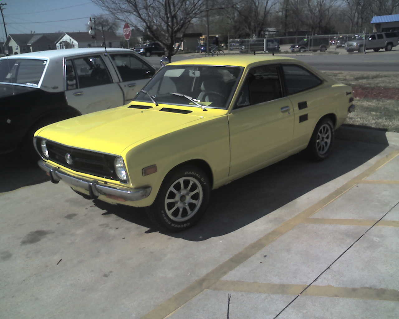 Another jgossett 1972 Datsun 1200 post... - 12963404
