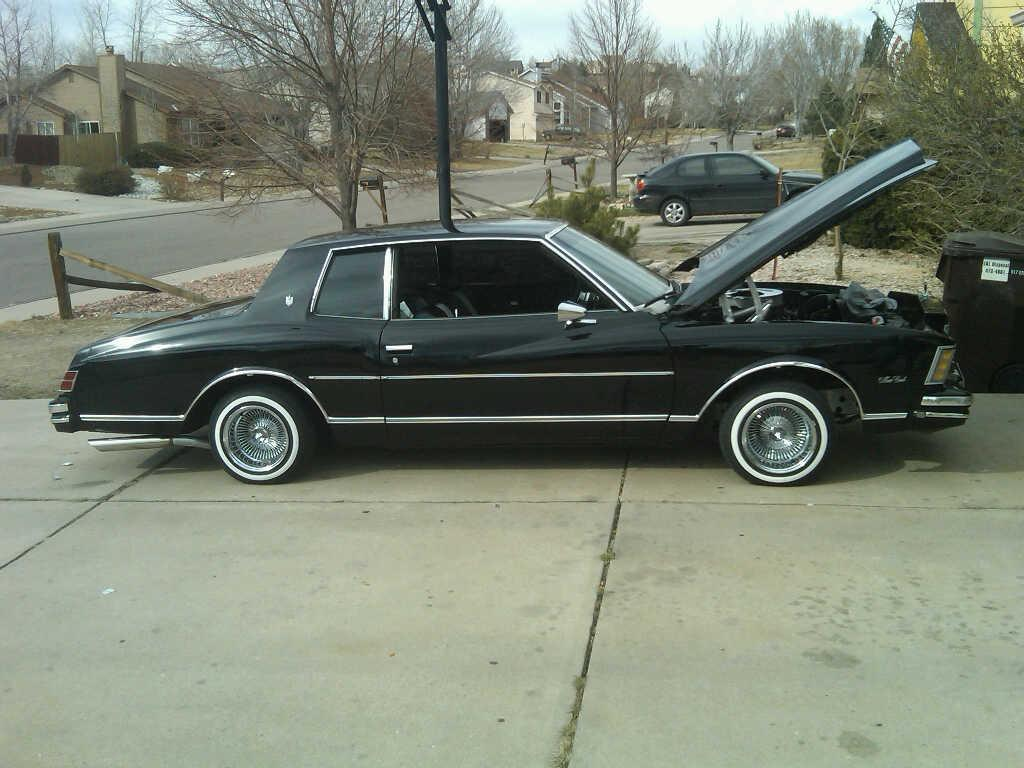 ese joker 1979 chevrolet monte carlo specs photos. Black Bedroom Furniture Sets. Home Design Ideas