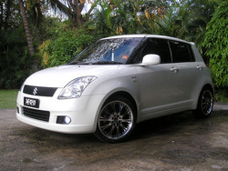 nooxys 2007 Suzuki Swift