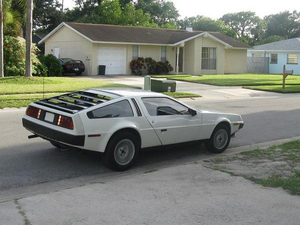 plutonimicx 1983 delorean dmc