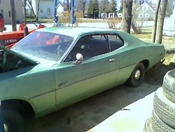 moparredneck74s 1974 Dodge Charger