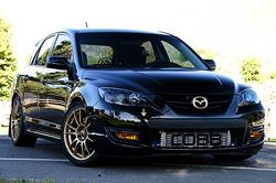 ian06s 2009 Mazda MAZDA3