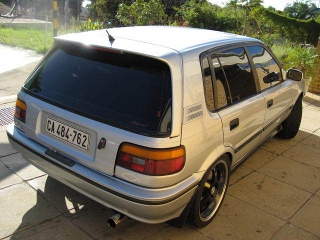 Another jagnetcare 1999 Toyota Tazz post... - 12940062