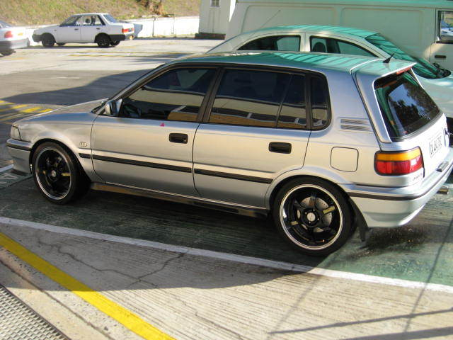 Another jagnetcare 1999 Toyota Tazz post... - 12940063