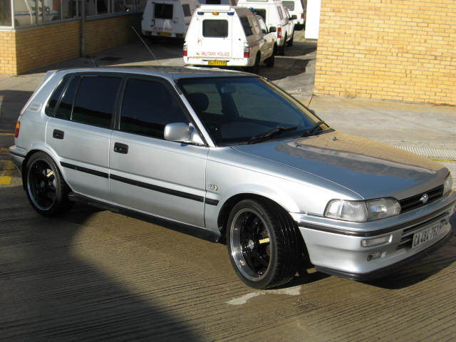 Another jagnetcare 1999 Toyota Tazz post... - 12940065