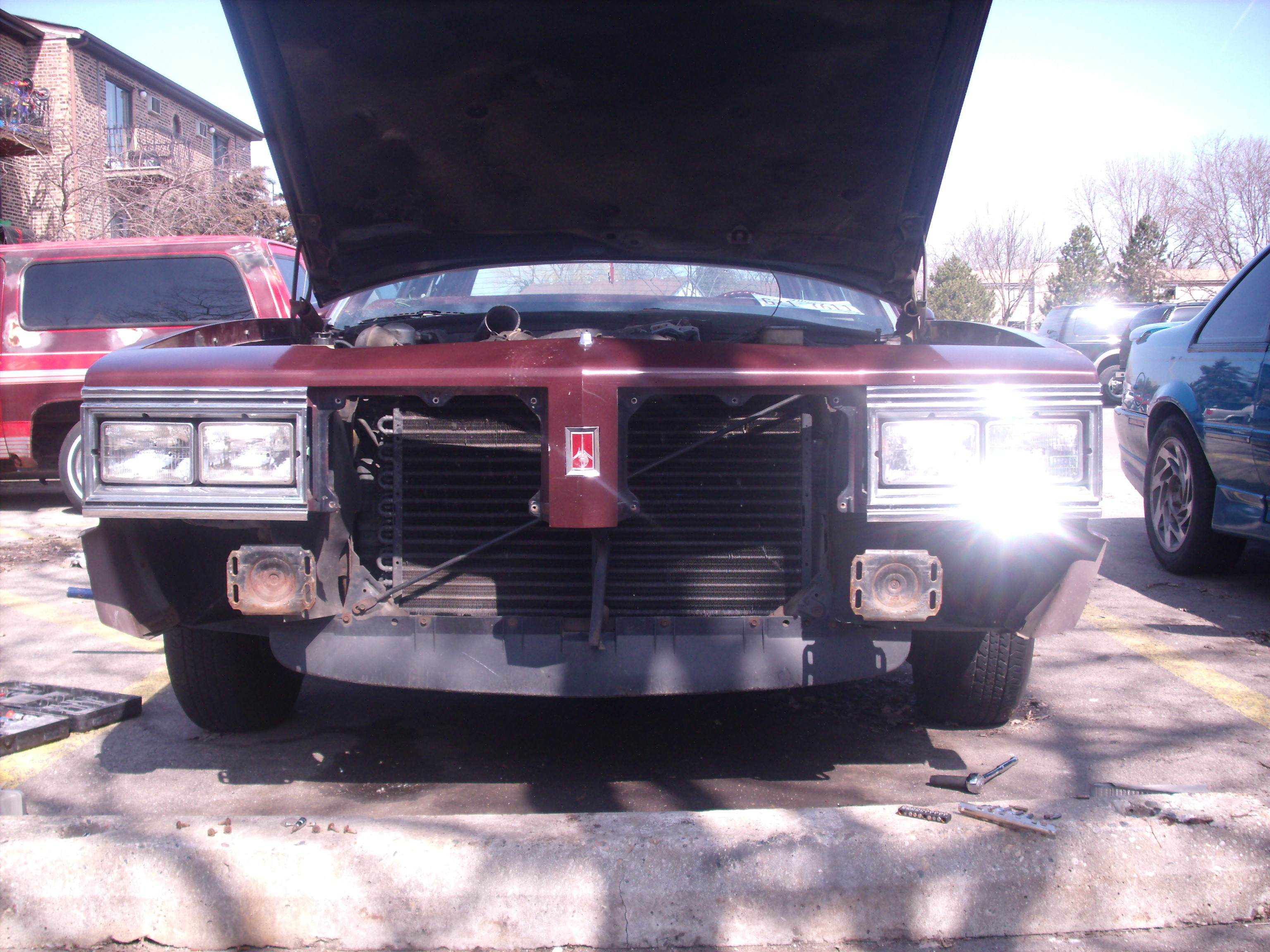 Another 847-OLDSMOBILE 1983 Oldsmobile Delta 88 post... - 12951037