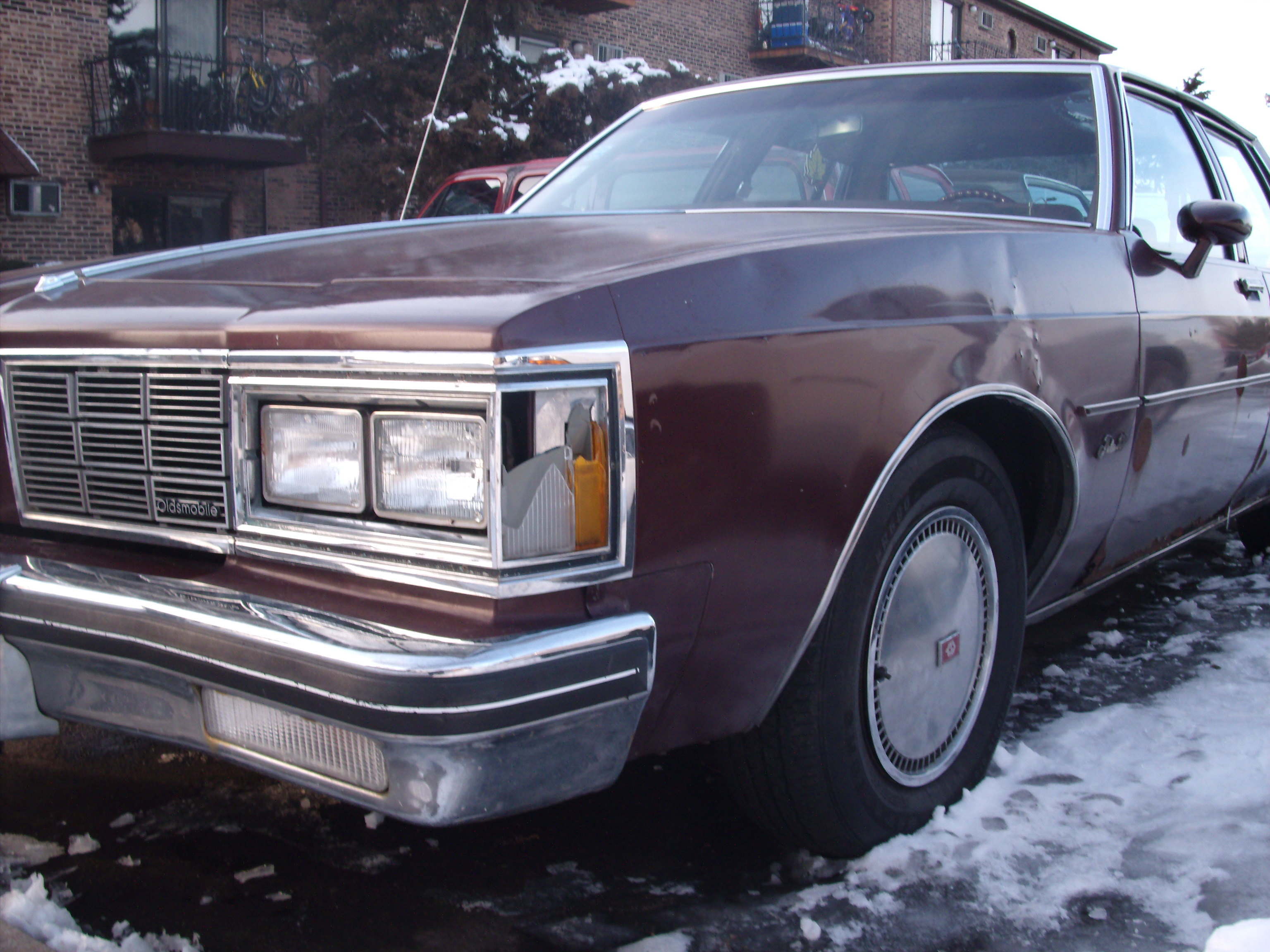 Another 847-OLDSMOBILE 1983 Oldsmobile Delta 88 post... - 12951046