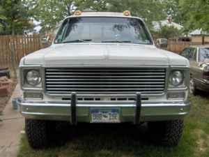 ARMY-RECON 1975 Chevrolet C/K Pick-Up 12940705