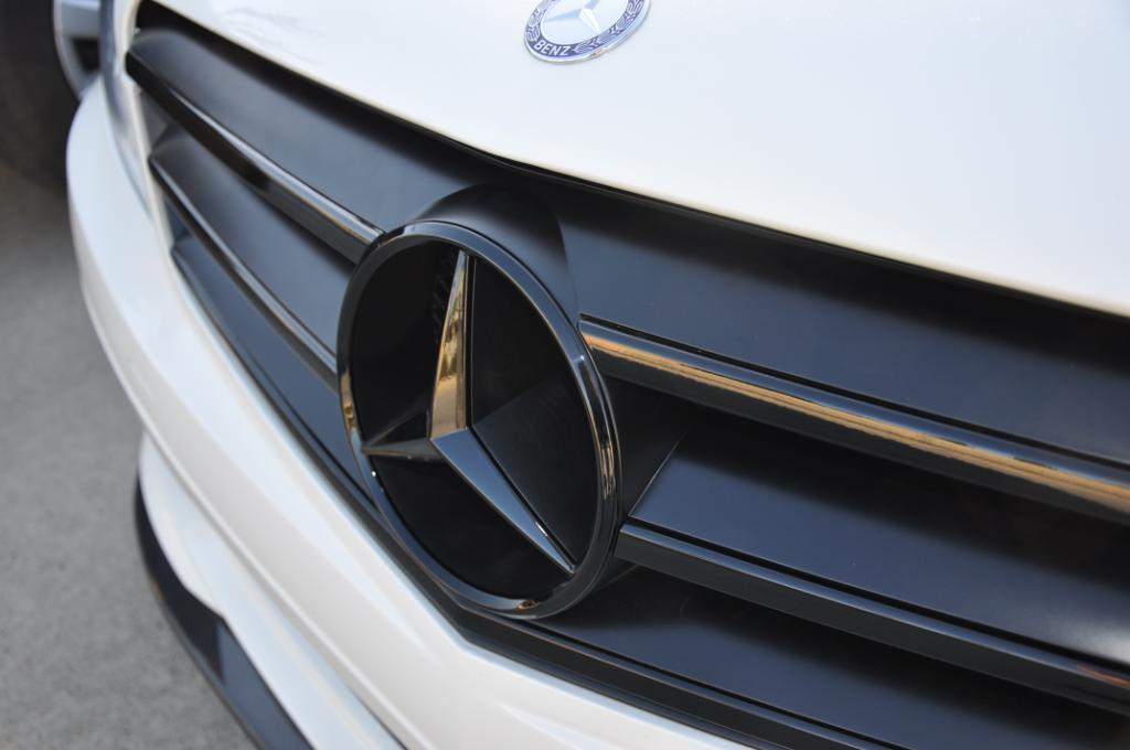 Custom grill options mercedes benz forum for Mercedes benz custom grills
