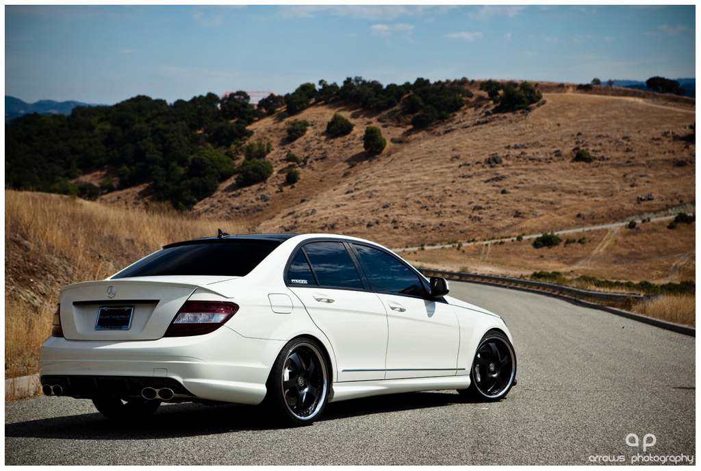 AZN_C300 2008 Mercedes-Benz C-Class Specs, Photos, Modification Info