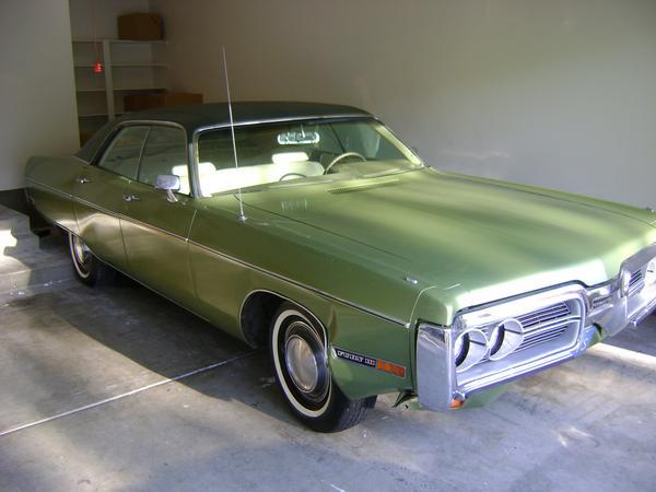 JGREEN318's 1972 Plymouth Fury III