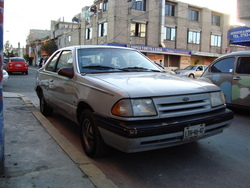 Sabrewolf 1986 Ford Tempo